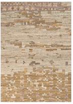 Surya Rustic Hand-Woven Cotton Rug