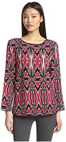 Natori Women's Silk Top