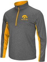 Big & Tall Campus Heritage Iowa Hawkeyes Stinger 1/2-Zip Pullover