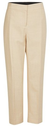Burberry Addison straight cut trousers