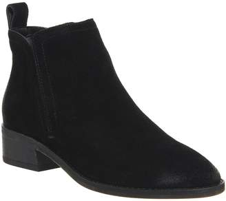 Dolce Vita Tessey Low Boots Black Suede