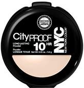 N.Y.C. New York Color Smooth Skin Pressed Face Powder,0.33 Ounce