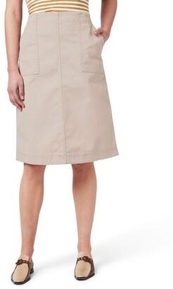 David Lawrence Delilah Aline Midi Skirt