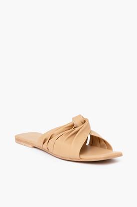 Matisse Tan Genie Sandals