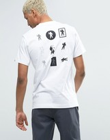 Billionaire Boys Club T-Shirt With Back Print