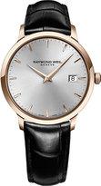 Raymond Weil 5488-pc5-20001 Toccata Rose Gold Watch