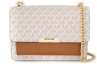 MICHAEL Michael Kors large Jade logo crossbody bag