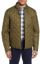 Barbour Pod Regular Fit Quilted Jacket