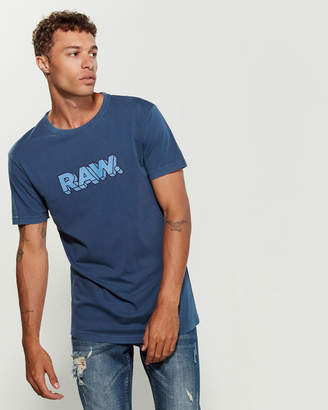 G Star Raw Maksso Relaxed Short Sleeve Tee