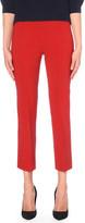 Max Mara Cropped stretch-wool trousers