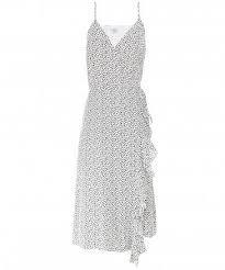 Rails Iris Wrap Dress - Spots - XS