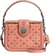 Coach Page Riveted Leather Crossbody Bag