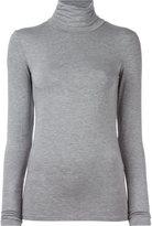 Majestic Filatures turtleneck longsleeved blouse - women - Spandex/Elastane/Viscose - 3