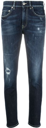 Dondup Low-Rise Skinny-Fit Jeans