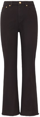 Tory Burch Boot-Cut Denim Pant