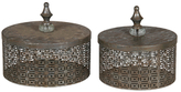 Privilege Weaved Boxes (Set of 2)
