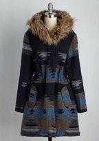 BB Dakota Show Your True Collars Coat