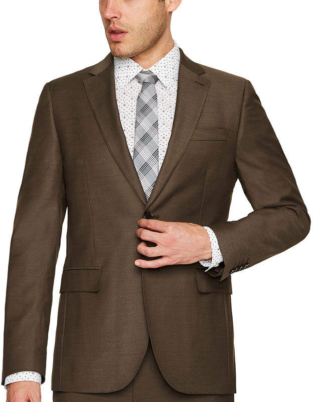 Jf J.Ferrar JF  Slim Fit Stretch Suit Jacket-Slim