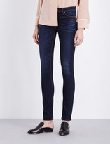 Hudson Clara skinny mid-rise jeans