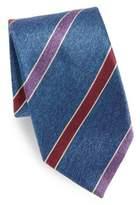 Charvet Wide Stripe Silk Tie