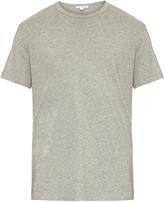 James Perse Crew-neck cotton-jersey T-shirt