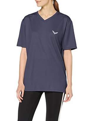Trigema Women's 544203 Sports Shirt, Green 156, XXX-Large