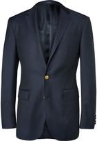 Polo Ralph Lauren - Blue Slim-fit Wool Suit Jacket