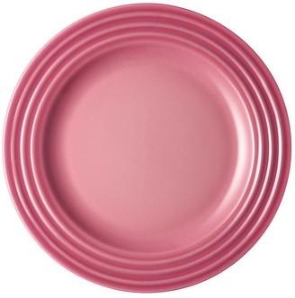 Le Creuset Stoneware Appetizer Plates Set of 4 - Bonbon