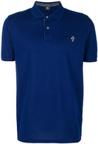 Paul Smith Astronaut patch polo shirt