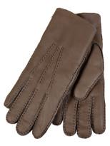 Restelli Lamb leather nappa finishing Hand-Stitched Gloves