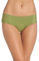 Seafolly Women's Strappy Hipster Bikini Bottoms