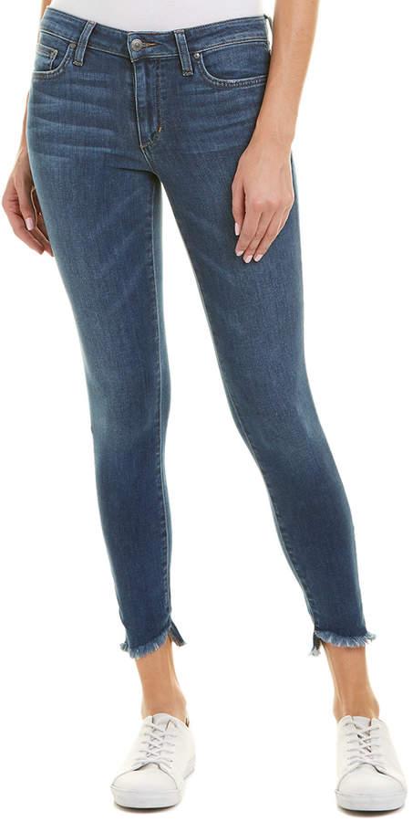 Joe's Jeans Charlie Brianna High-Rise Ankle Skinny Leg