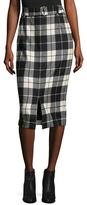 Max Mara Sapri Wool Skirt