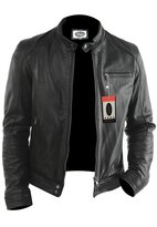 Laverapelle Men's Cowhide Real Leather jacket - 1510283 - Extra-Large
