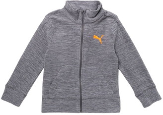 Puma Polar Fleece Zip Up Jacket