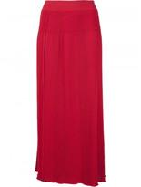 Sonia Rykiel high-waisted pleated long skirt