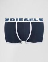 Diesel Hero Fit Trunks In Navy