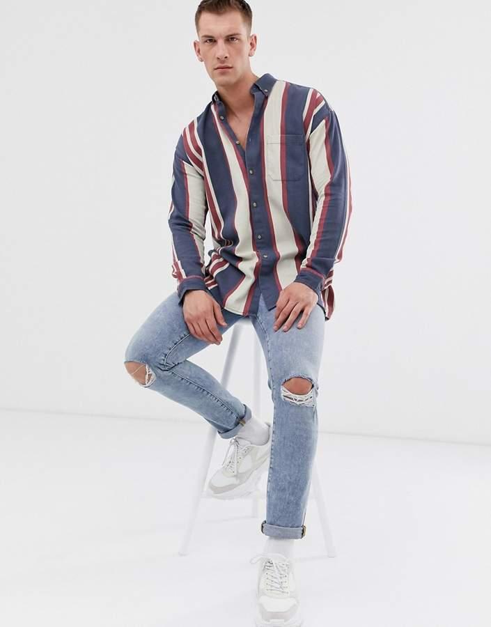 7c4ccb840912 Shirt With Design On Shoulder - ShopStyle