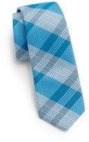 Original Penguin Upshall Silk & Cotton Tie