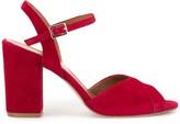 Paris Texas classic peep-toe sandals