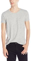 Scotch & Soda Men's Home Alone Relaxed Tee