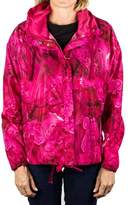 Moncler Gamme Rouge Lightweight Winderbreaker Jacket Rose Pink Women's.
