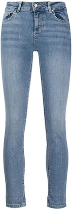 Liu Jo High-Rise Skinny Jeans