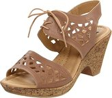 Spring Step Lamay Women's Leather Sandal 35 M EU