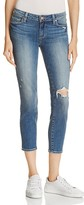 Paige Verdugo Skinny Ankle Jeans in Ramona Destructed