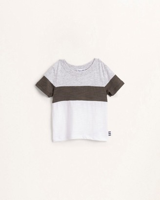 Splendid Baby Boy Three Block Tee
