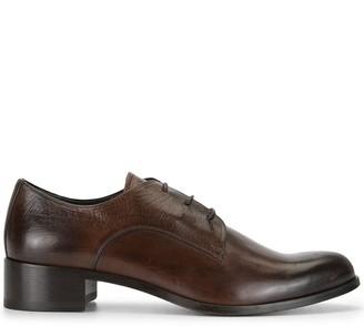 No.21 lace-up Derby shoes