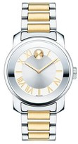Movado Women's 'Bold' Two-Tone Bracelet Watch, 32Mm
