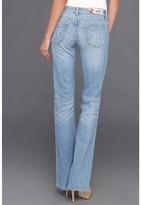 MEK Brant Boot Jean in Super Light Blue Women's Jeans