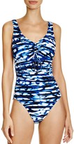 Magicsuit Blurred Lines Yasmin One Piece Swimsuit